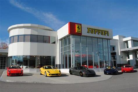 Ferrari Maserati Of New England