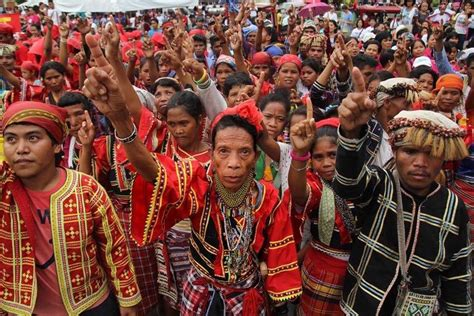 controversy  indigenous lumads tests power  social