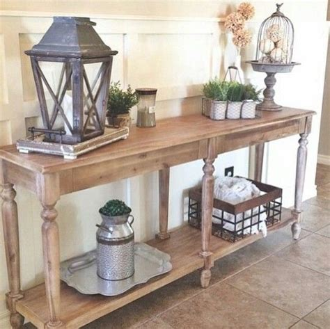 Decorating Ideas For Entry Tables by 34 Stylish Console Tables For Your Entryway Digsdigs