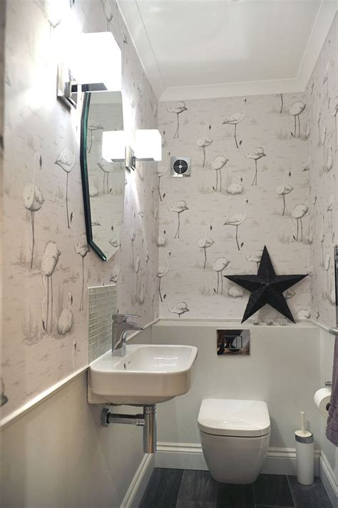Wallpaper For Bathrooms Ideas by Great Bathroom Wallpaper Bathroom Wallpaper Ideas