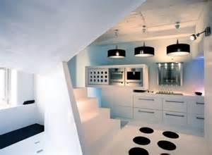 smart home interior design small apartment futuristic interior design digsdigs