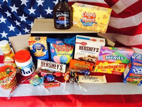 cuisine etats unis une box d food à gagner my america
