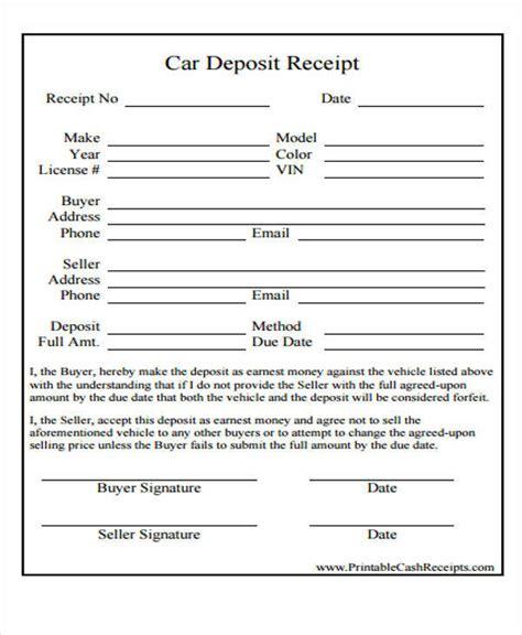payment receipt templates