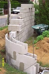 Faire Un Mur De Cloture : comment construire cloture jardin lattes accueil design ~ Premium-room.com Idées de Décoration