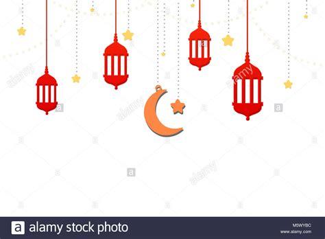 eid mubarak islamic design greeting card template stock