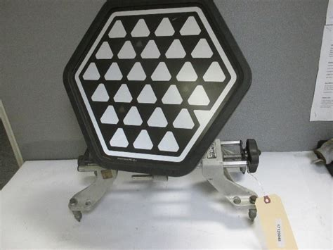 Hunter DSP400 Wheel Alignment Clamp w/ Target Reflector 17