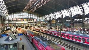 Frühstück Hamburg Hauptbahnhof : zugverkehr im hamburger hauptbahnhof youtube ~ Orissabook.com Haus und Dekorationen