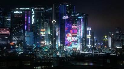Cyberpunk 2077 Wallpaperaccess Night Wallpapers