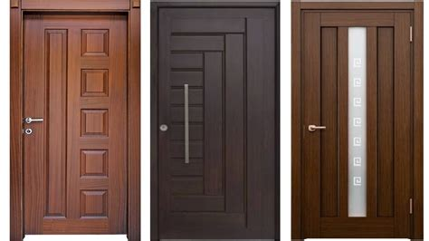 Wooden Door top 30 modern wooden door designs for home 2017 pvc door