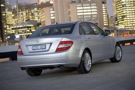review mercedes w204 c class sedan 2007 14