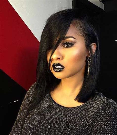 Black And Bob Hairstyle by 20 Black Bobs Bob Hairstyles 2018