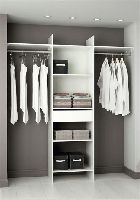 dressing dans chambre déco des idées pour emménager un dressing dans une chambre