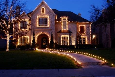 bright beautiful  types  outdoor christmas