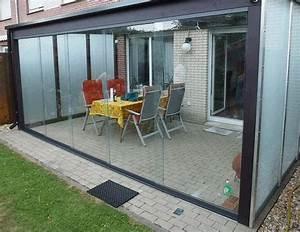 Glasschiebewand Selber Bauen : gallery of terrassen windschutz holz ~ Eleganceandgraceweddings.com Haus und Dekorationen