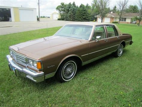 sell   chevrolet caprice classic  rugby north