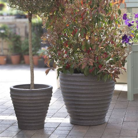 Buy Large Planters by Large Garden Pots For Trees Home Outdoor Decoration