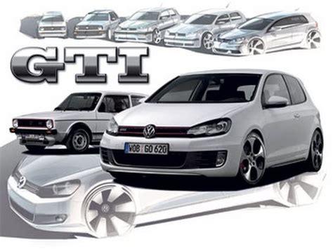 VW GOLF GTI EVOLUTION - YouTube