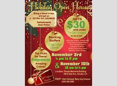 Mary Kay Holiday Open House