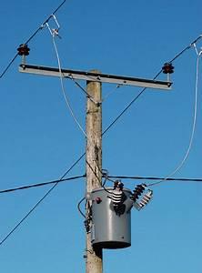 240v Distribution Pole