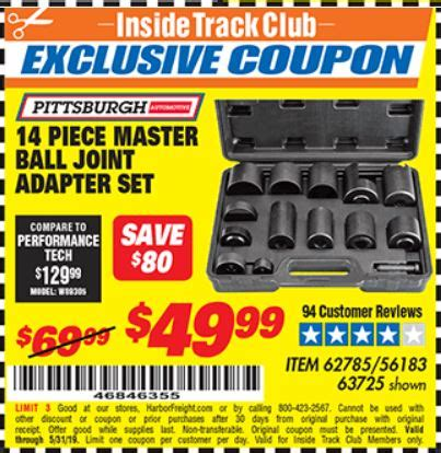 62785 Desonide Coupon by Harbor Freight Tools Coupon Database Free Coupons 25