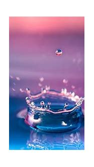 3D Water Drop - 3D Wallpapers HD Wallpaper