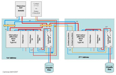 branchement electrique d une le branchement 233 lectrique deux cumulus questions r 233 ponses forums 233 lectricit 233