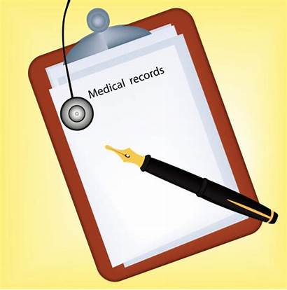 Medical Clipart Record History Health Clip Documents