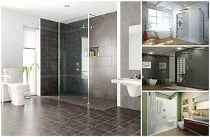 idee douche italienne meilleures images d39inspiration With idee de salle de bain italienne