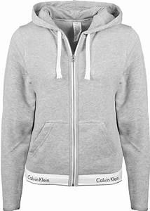Calvin Klein Home : calvin klein w hooded zipper grey heather ~ Yasmunasinghe.com Haus und Dekorationen