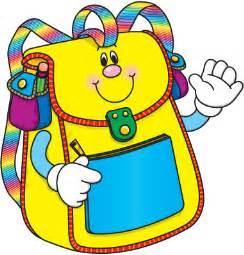 Image result for carson-dellosa backpack clip art