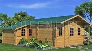 Maison écologique En Kit : chalet bois jia 42 maison bois greenlife ~ Dode.kayakingforconservation.com Idées de Décoration
