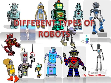 Robots And Types