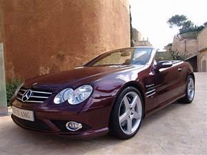Mercedes 300 Sl A Vendre : essai mercedes classe sl 50 ans de savoir faire ~ Gottalentnigeria.com Avis de Voitures