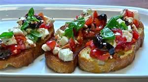 hochzeitstorte selber machen rezept bruschetta rezept als vorspeise bruschetta caprese selber machen antipasto fingerfood snack