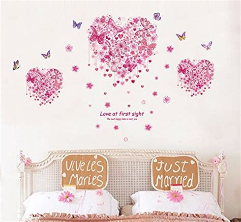 stickers chambre fille stickers chambre bebe fille papillon
