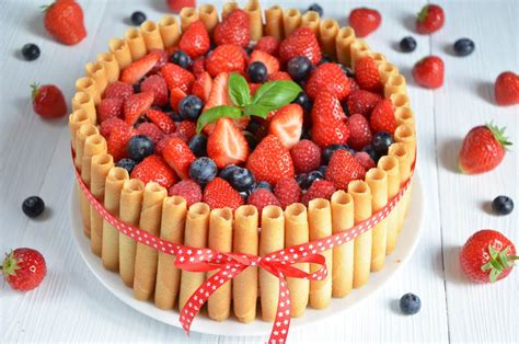 cheesecake glac 233 aux fruits rouges