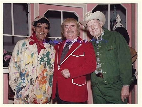 Mr. Bainter, Captain Kangaroo, And Mr. Green Jeans