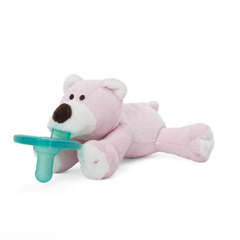 Wubbanub Baby Pacifier Plush Toy