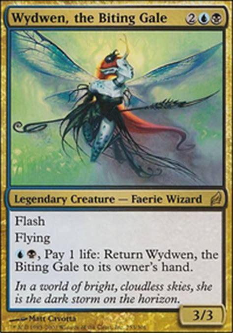 faerie tribal edh commander edh mtg deck