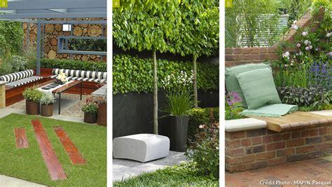 10 Idées D'aménagement Pour Petit Jardin