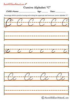 cursive writing worksheets   cursive alphabet cursive
