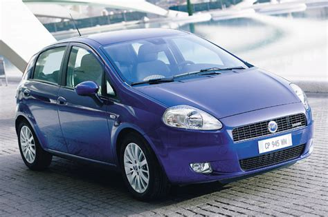 fiat grande punto   dynamic manual  door specs