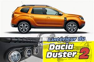 Nouveau Dacia Duster 2018 : dacia duster 2018 l 39 int rieur du nouveau duster 2 en images photo 1 l 39 argus ~ Medecine-chirurgie-esthetiques.com Avis de Voitures