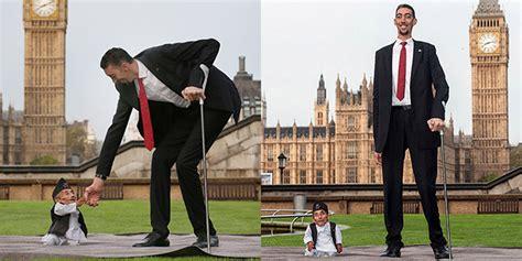 l homme le plus petit du monde 224 l homme le plus grand