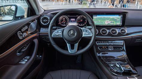mercedes cls  review   door coupe