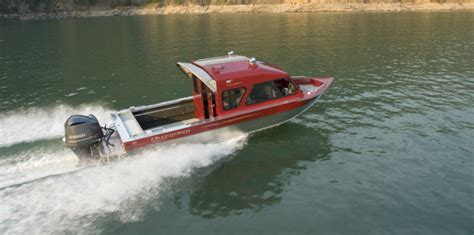 Duckworth Boats by Research 2009 Duckworth Pacific Navigator 255 On