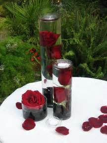 Red White and Black Wedding Decoration Ideas