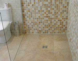 Wet room wonder for Wet floor bathroom designs