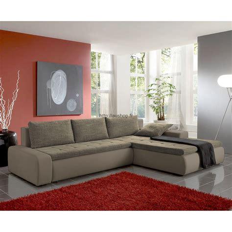 canapé confortable et design canape convertible pas chere maison design modanes com