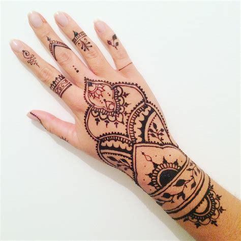modele de henné massilia henna